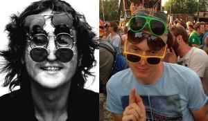 Robert Gesink reïncarnatie van John Lennon