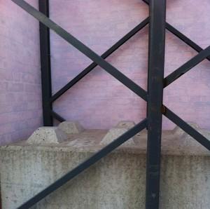 Entree poort tentencomplex