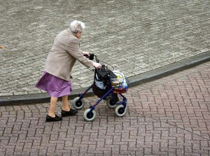 Wielendiefstal tijdens Seniorenochtend