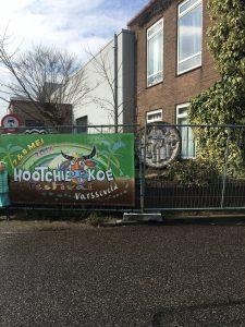 Bedreigen geocachers HootchieKoe?